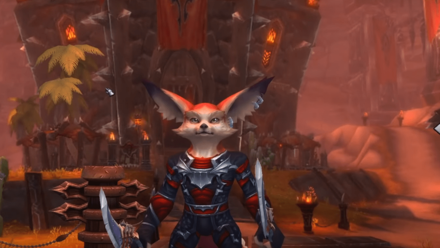 Vulpera – New Allied Race Coming To World Of Warcraft: Battle For Azeroth