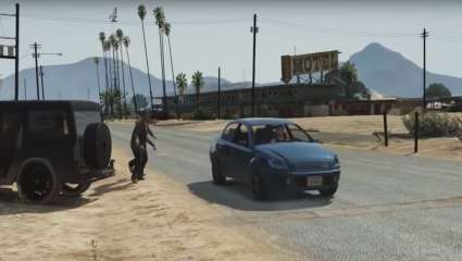 Grand Theft Auto 5 Is Now Free On The Epic Games Store