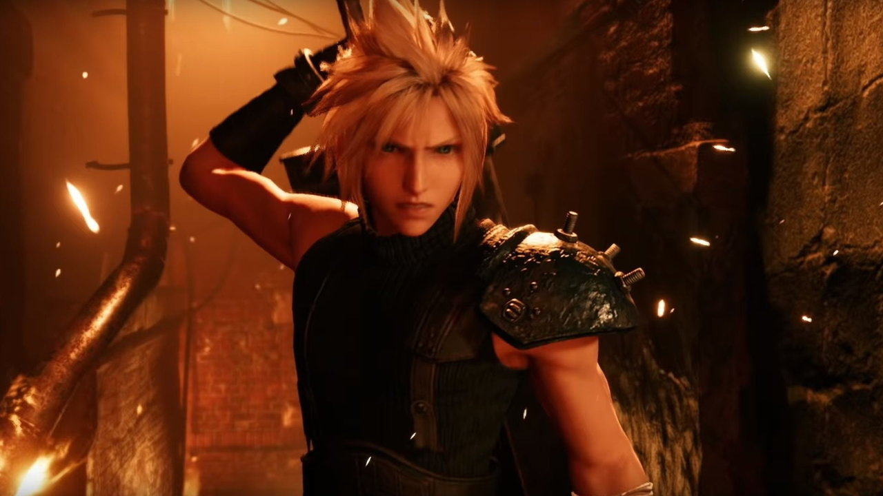Final Fantasy VII Remake Data Mine Leak Reveals The Game's List Of Weapons And Abilities