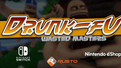 Fight For Your Life After Too Many Cold Ones In Drunk-Fu: Wasted Masters, Coming Out On Nintendo Switch