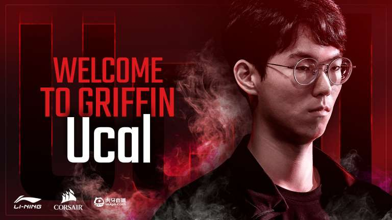 Promising Ex-KT Rolster Mid Laner In LCK, Ucal, Signs A Contract With Griffin