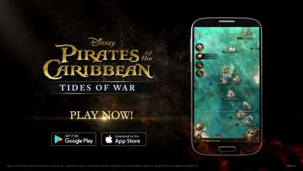 Pirates of the Caribbean: Tides of War Has Released The First Patch of 2020 Bringing New Content To The Mobile Game