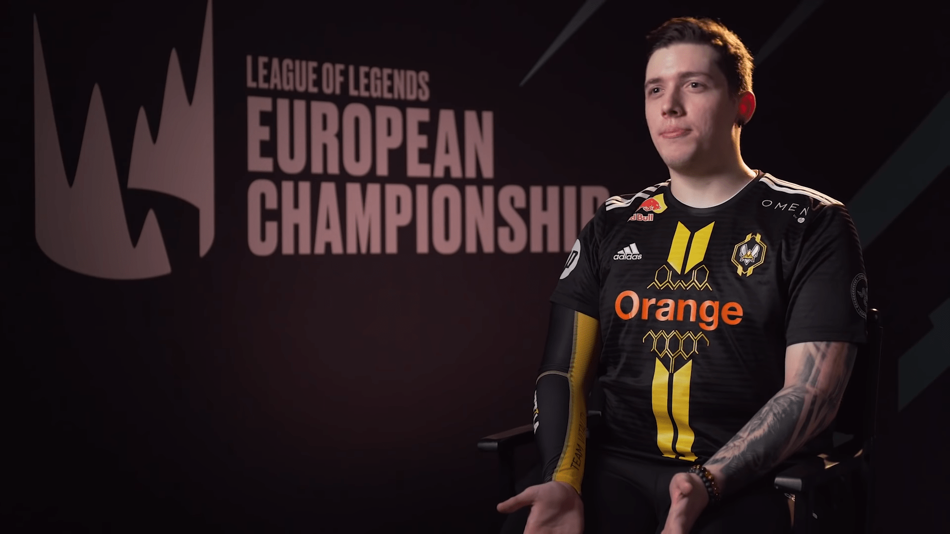 Ex-Vitality ADC, Atilla, Returns To Vodafone Giants For The Upcoming 2020 Season