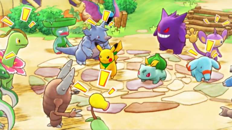 Pokémon HOME Cloud Service Launches Worldwide In February 2020