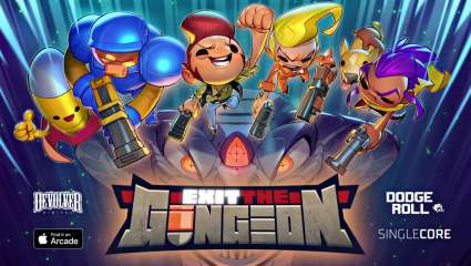 Exit The Gungeon Is Set To Launch On PC And Consoles Early 2020, Get Ready For Another Exciting Bullet Storm Experience