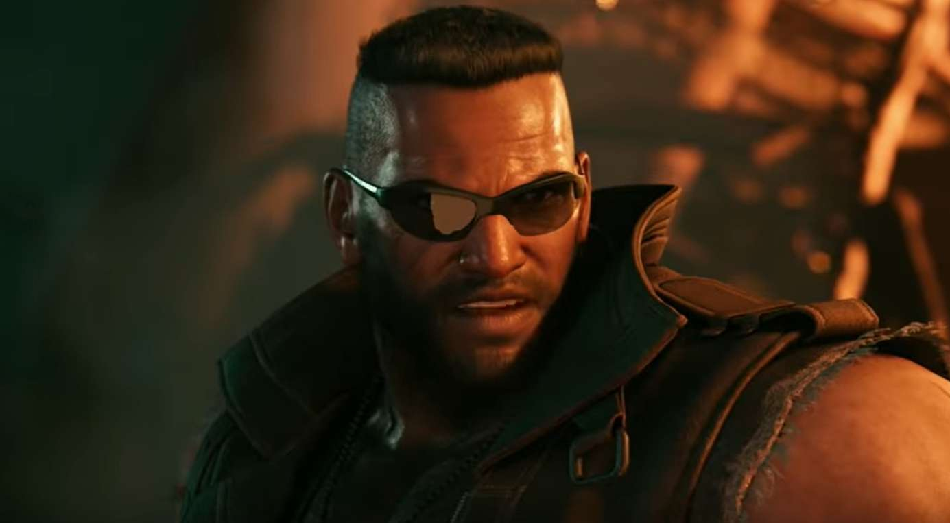Square Enix Features Barret In a New Video On The Official Twitter Account For Final Fantasy 7 Remake