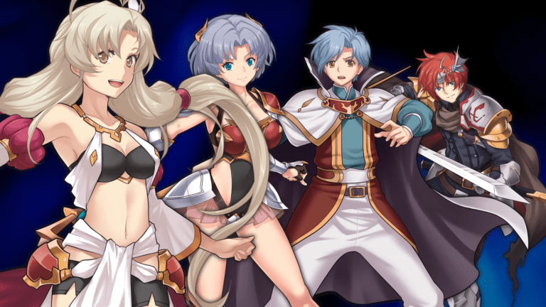 Langrisser I & II Are Announced To Both Have Demos, And Save Files Will Carry Over