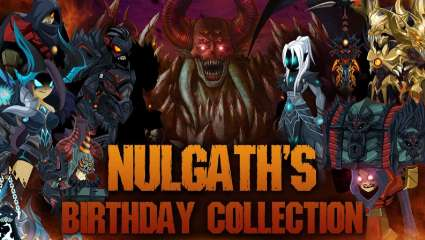 Nulgath's Birthday Bash Brings A Questline And New Items To AdventureQuest Worlds