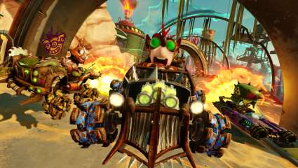Rustland Grand Prix Set To Start January 16 In Crash Team Racing Nitro-Fueled
