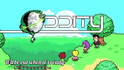 "Oddity Appears, Fanmade Game Formally ""Mother 4"" Has A New Brand And A New Life"