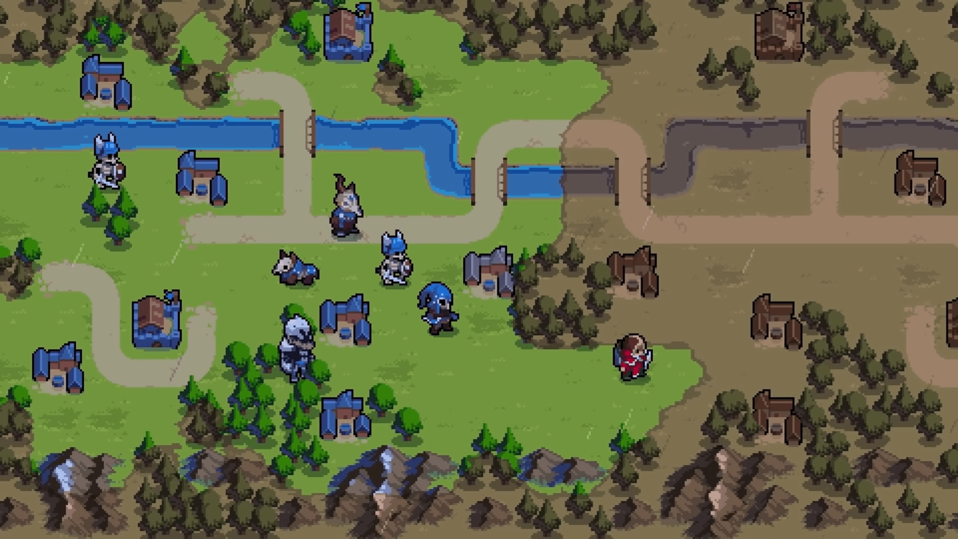 Wargroove: Double Trouble Is A Free DLC Announced To Arrive On February 6th