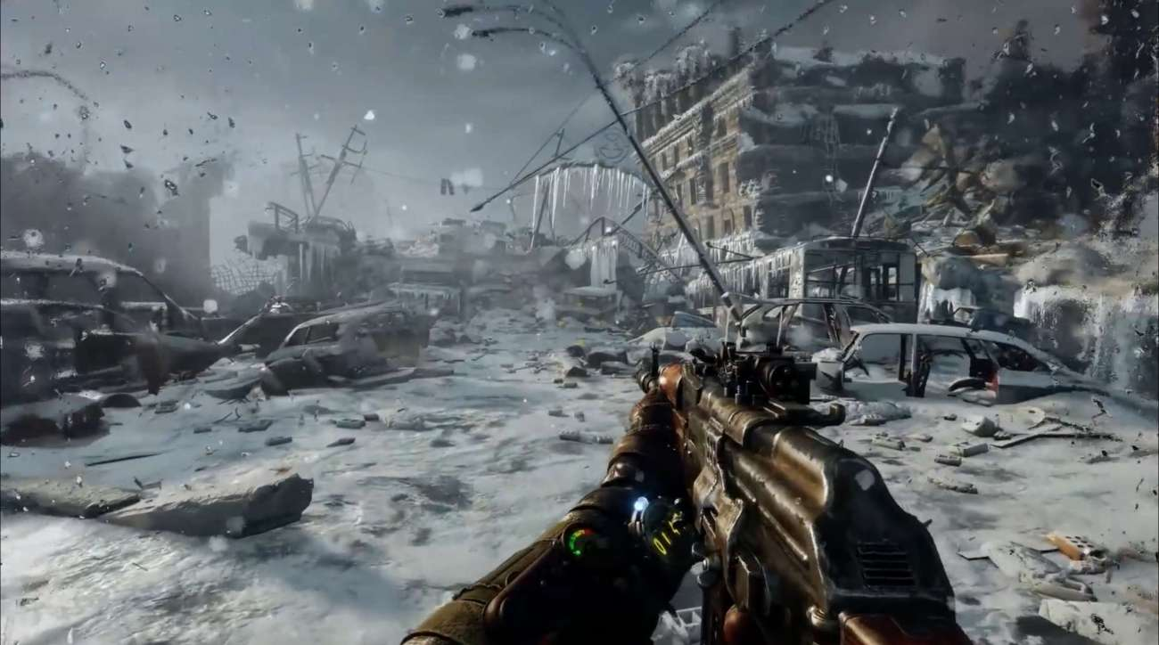 Metro Exodus Is Being Added To Google Stadia Pro's Free Library In February