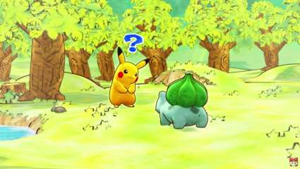 Pokemon Mystery Dungeon: Rescue Team DX Is Announced At The End Of The Most Recent Pokemon Direct