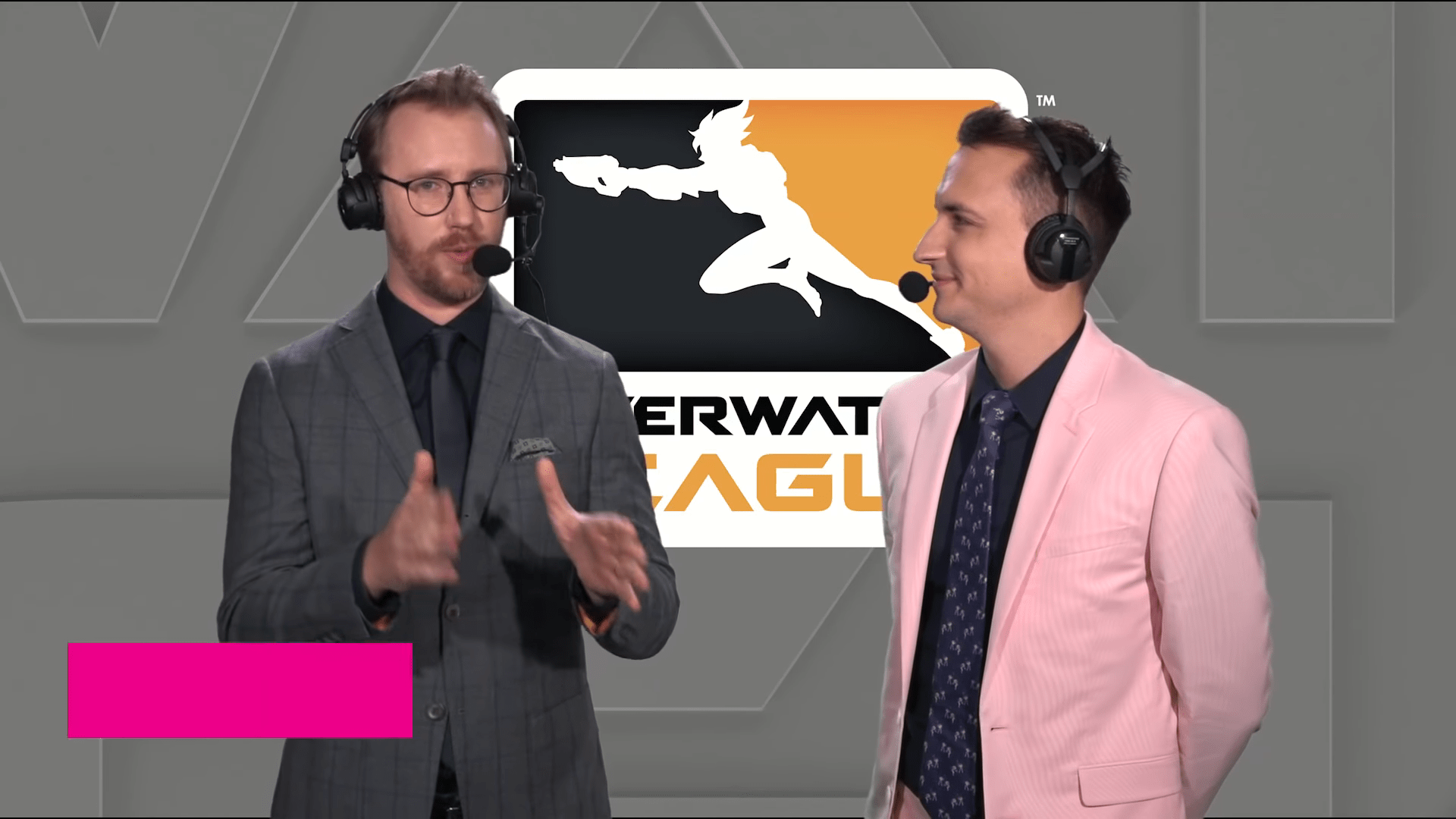 "Former Overwatch League Caster Calls Out Commissioner As ""Insecure"" And ""Pathetic"""