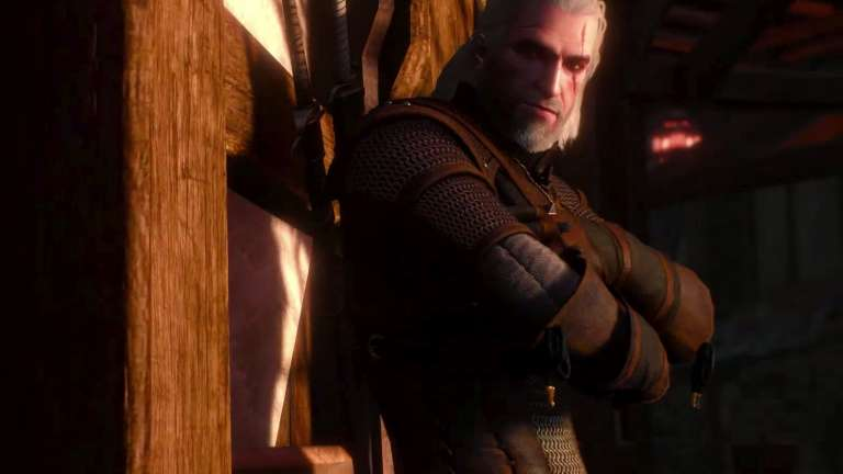 Elon Musk Is Interested In Adding The Witcher Games Into Tesla Vehicles
