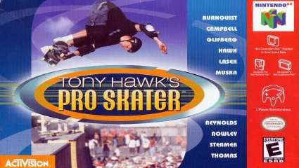 Tony Hawk's Pro Skater 1 & 2 Are Being Completely Remade And Releasing This Year
