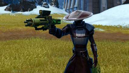 Star WarsThe Old Republic Rings In The New Year With Bounty Week For The Start Of 2020