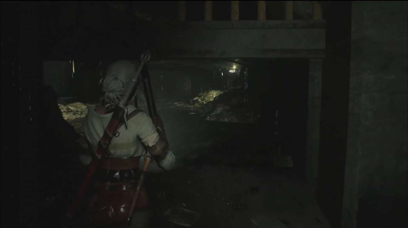 Resident Evil 2 Remake Now Has A Mod That Replaces Claire With Ciri From The Witcher 3