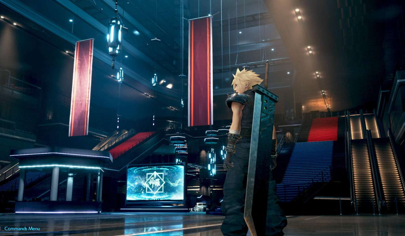 Final Fantasy VII Remake Screenshots Show Off The Shinra Building, The Headquarters Of The Evil Shinra Incorporated