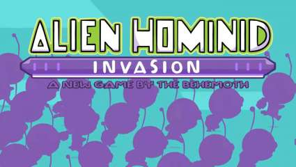 Alien Hominid Invasion Is Coming To PC And Consoles From The Popular Development Team At The Behemoth
