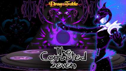 DragonFable Releases Pride Of The Corrupted Seven Into The Arena At The Edge Of Time