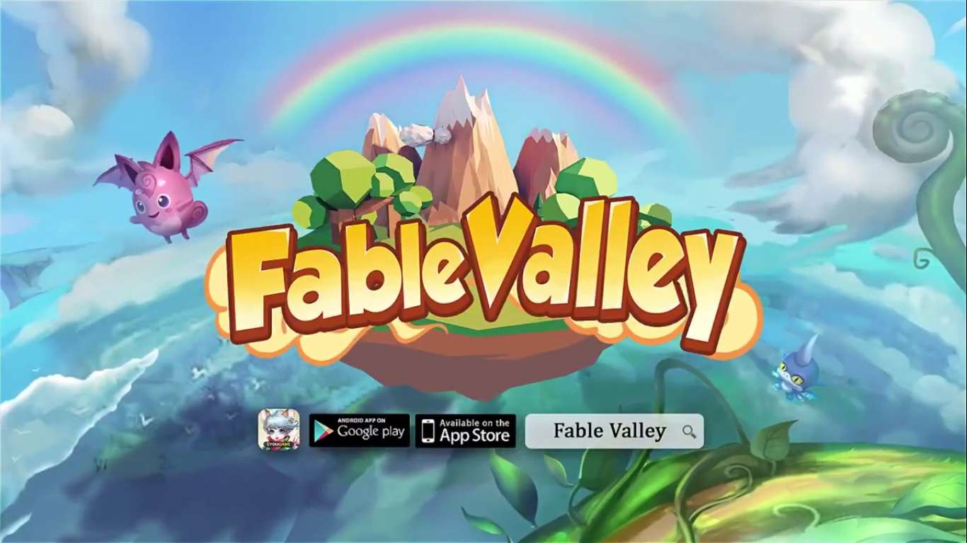 A New MMORPG Named Fable Valley Has Appeared Combining Fantasy, Cute, And Furry All Into One Massive Package