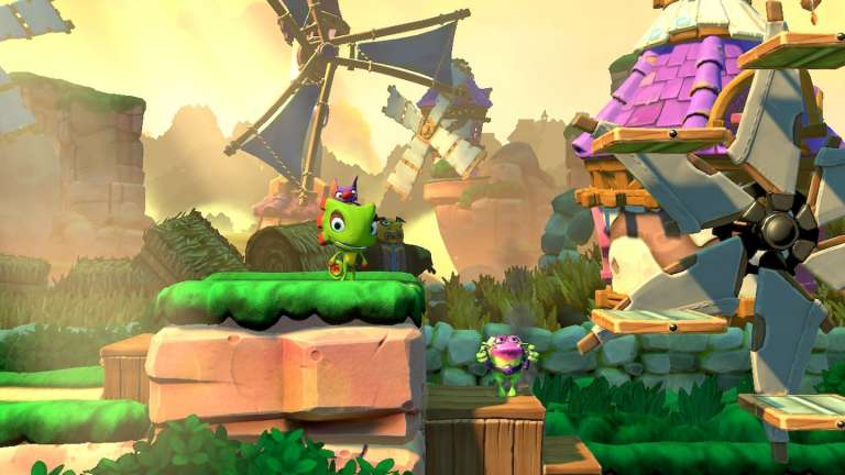 Yooka-Laylee and the Impossible Lair Free Demo Launches Soon For PS4, Steam And Nintendo Switch