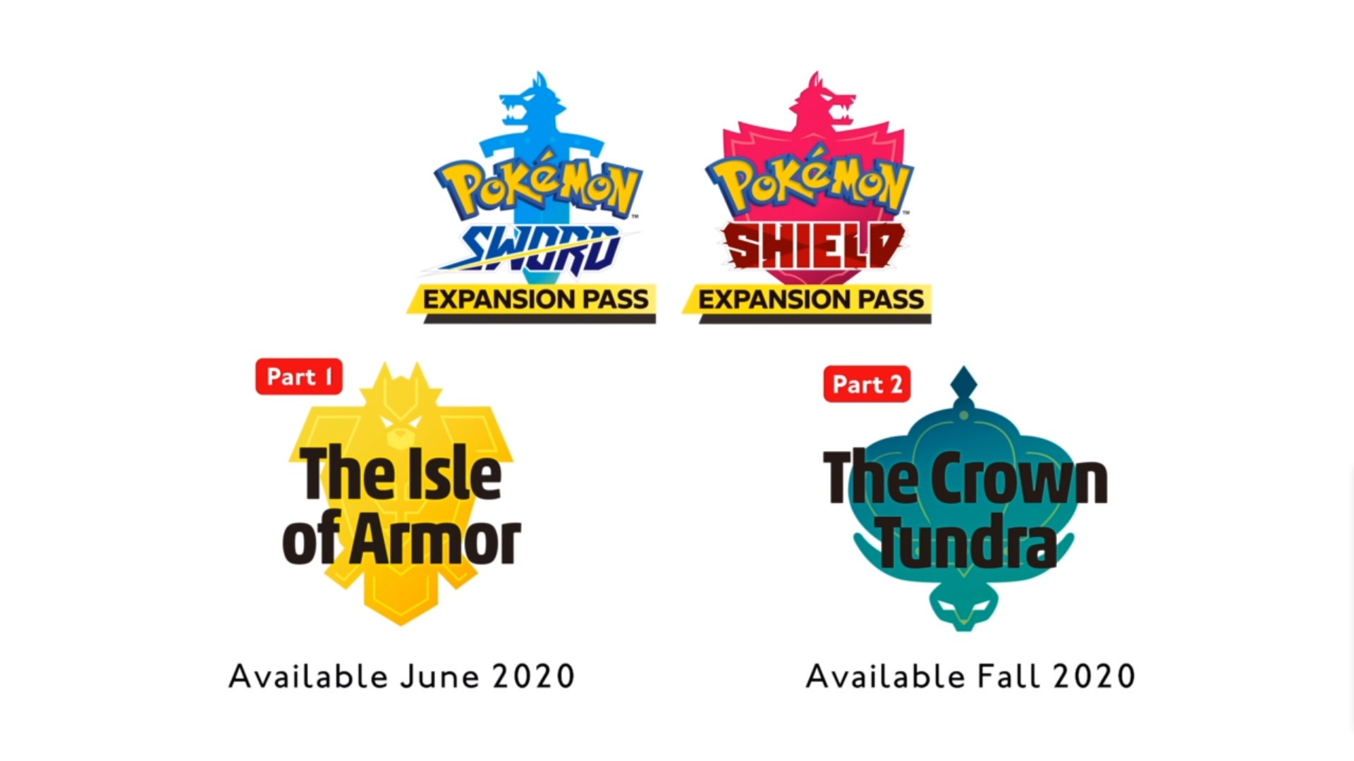 Pokémon Sword And Shield DLC Announced, Coming Summer And Fall