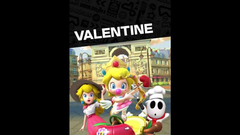 Mario Kart Tour's Valentines Tour Has Been Revealed With A Brand New Trailer, New Costumes, Karts, And More For The Most Romantic Day Of The Year