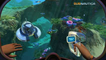 Unknown Worlds' Subnautica Celebrates Over 5 Million Units Sold Worldwide