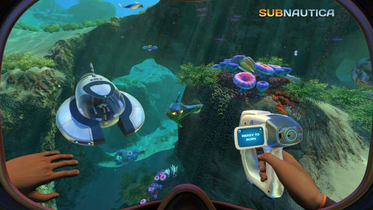 Unknown Worlds' Subnautica Celebrates Over 5 Million Units Sold Worldwide
