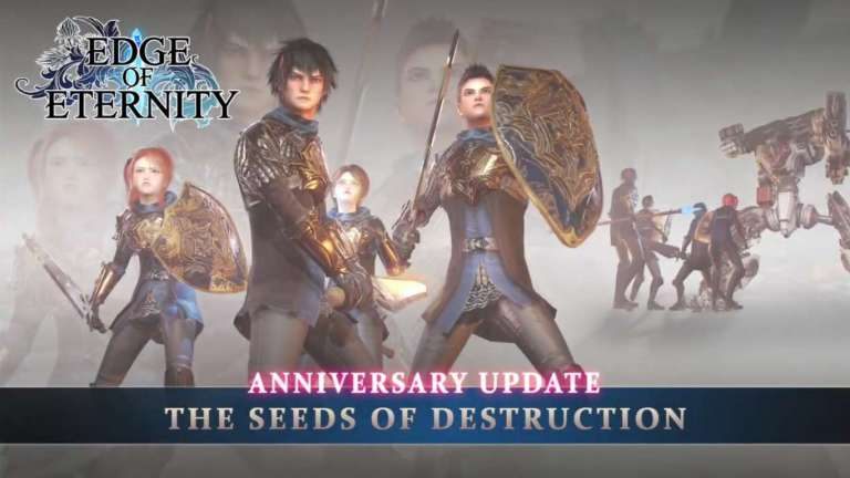 A Teaser Trailer Has Been Released For Edge of Eternity's Seeds Of Destruction Update