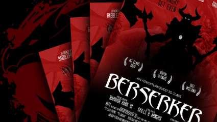 Artix Entertainment The Berserker Is The First New Class Of 2020 For AdventureQuest 3D