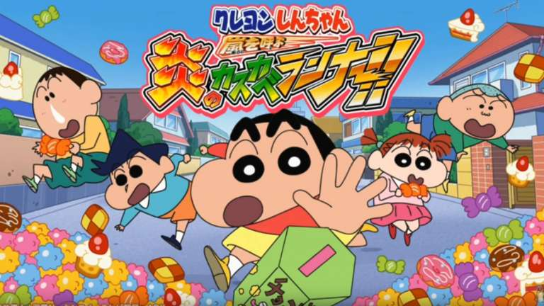 New Crayon Shinchan Game Surprises Players With Release On Nintendo Switch In North America
