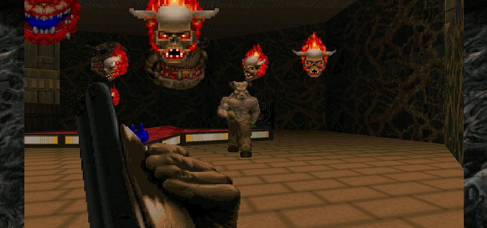 DOOM And DOOM II Updated To Include Quick Save And 60 FPS Support