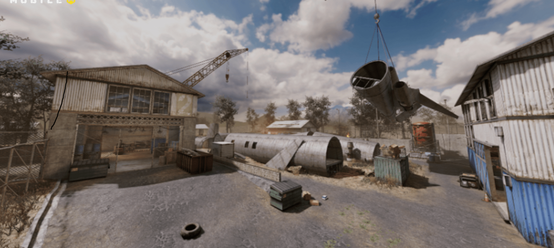 Call Of Duty: Mobile Will Be Getting The Old School Map 'Scrapyard' In Season 3