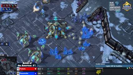 Battle Of The Americas #1, The Americas-Based StarCraft Tournament, Has Begun!