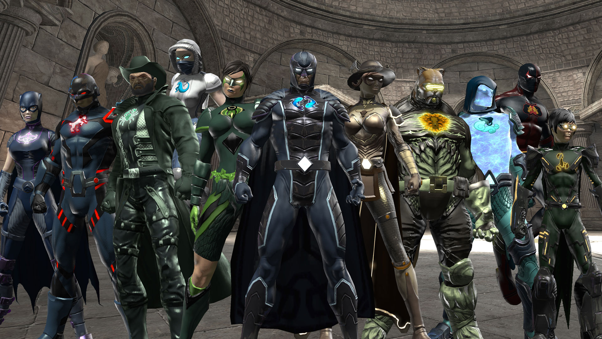 DC Universe Online Is Giving Away Free Gifts In Celebration Of The Games Anniversary
