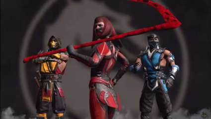 Outworld Assassin Skarlet Brings A Bloodbath Into Mortal Kombat Mobile