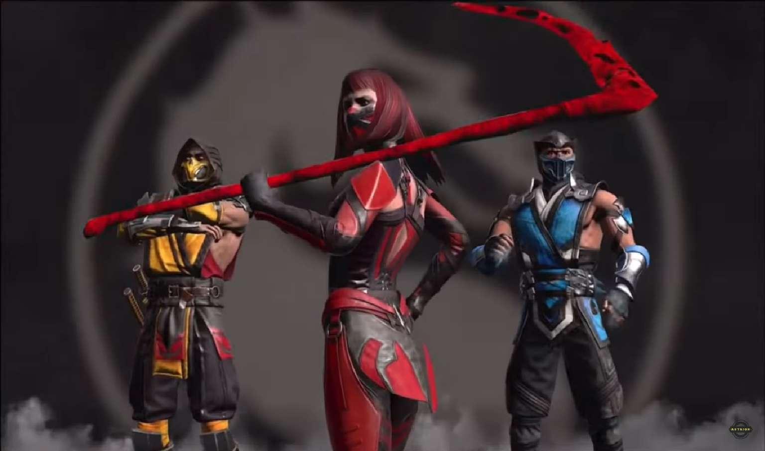 Outworld Assassin Skarlet Brings A Bloodbath Into Mortal Kombat Mobile