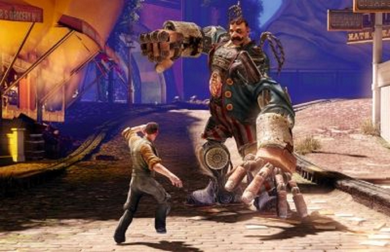 New Job Listing Suggests A New Feature For BioShock 3, Semi-Open World Activities