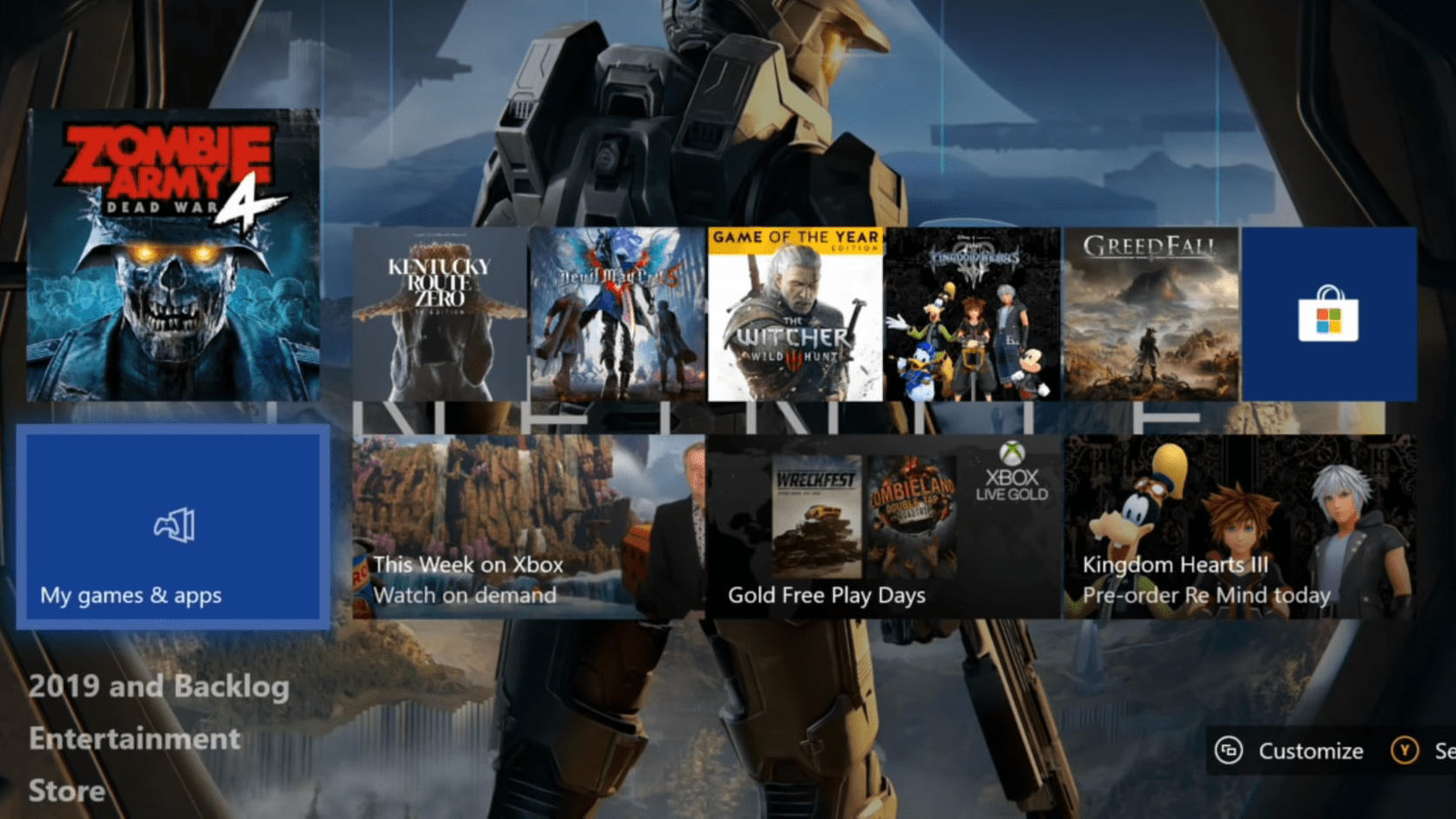 Xbox One To Get Huge UI Update, Bringing A Bunch Of New Changes And Features