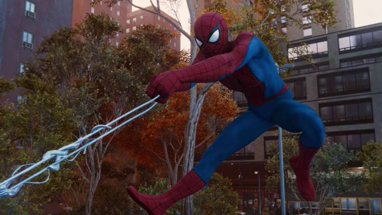 YouTuber Seeks To Find Out If You Can Dunk A Basketball In Spider-Man On PS4