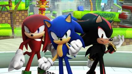 Sonic The Hedgehog Movie Announces Tie-In Event With Sonic Forces Mobile Game