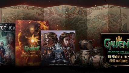Thronebreaker: The Witcher Tales Has Extra Downloadable Bonuses From CD Projekt Red's Website