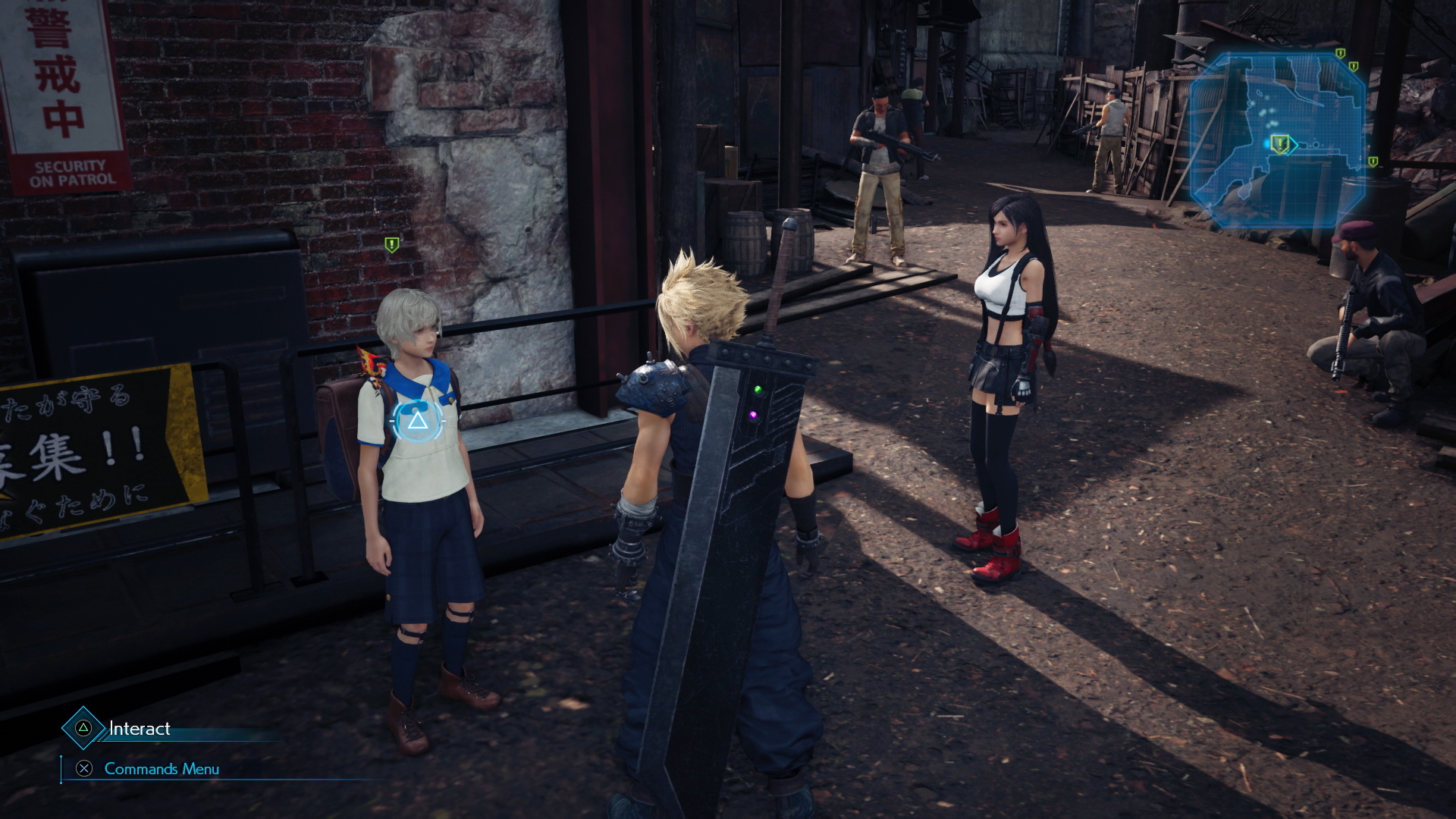 Final Fantasy VII Remake Reveals Another New Character For The Franchise