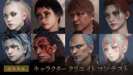 Nioh 2 Announces The Eight Winners Of Character Design Contest