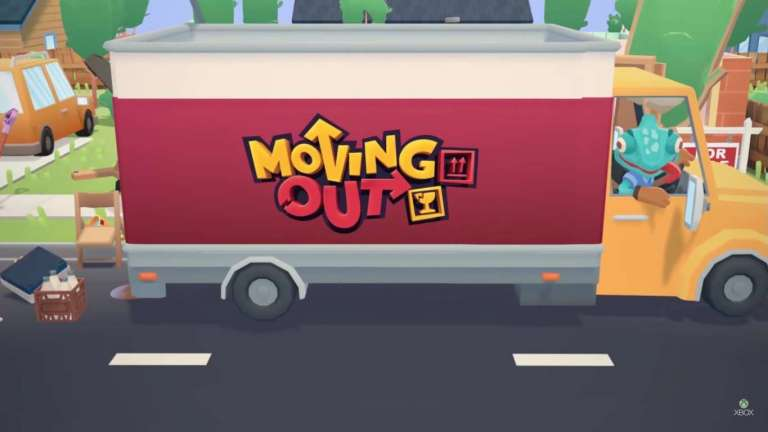 Moving Out Will Be Moving In On Consoles and PC This April, An Overcooked Style Game About Furniture And The Chaos Of Moving