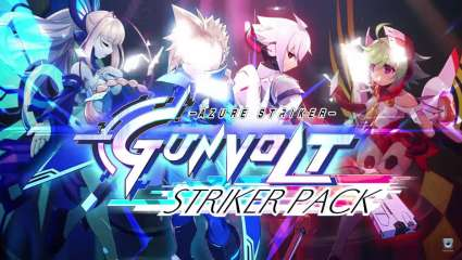 Azure Striker Gunvolt: Striker Pack Will Be Bringing Its High Speed Action To The PlayStation 4 This April