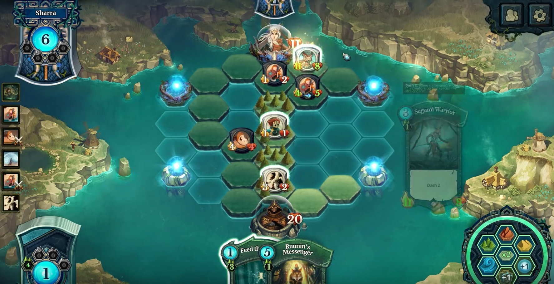 Faeria Will Be Available For Free On The Epic Games Store Later This Month